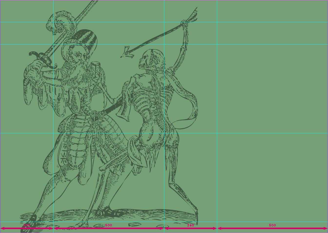 Tod und Ritter