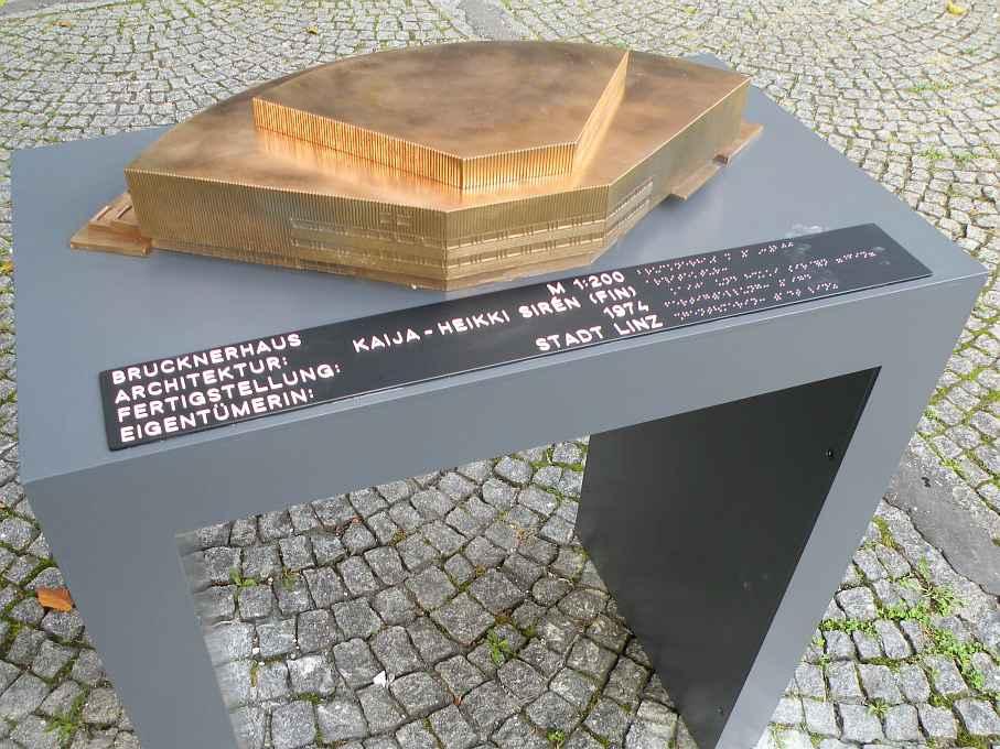 3D Modell Brucknerhaus