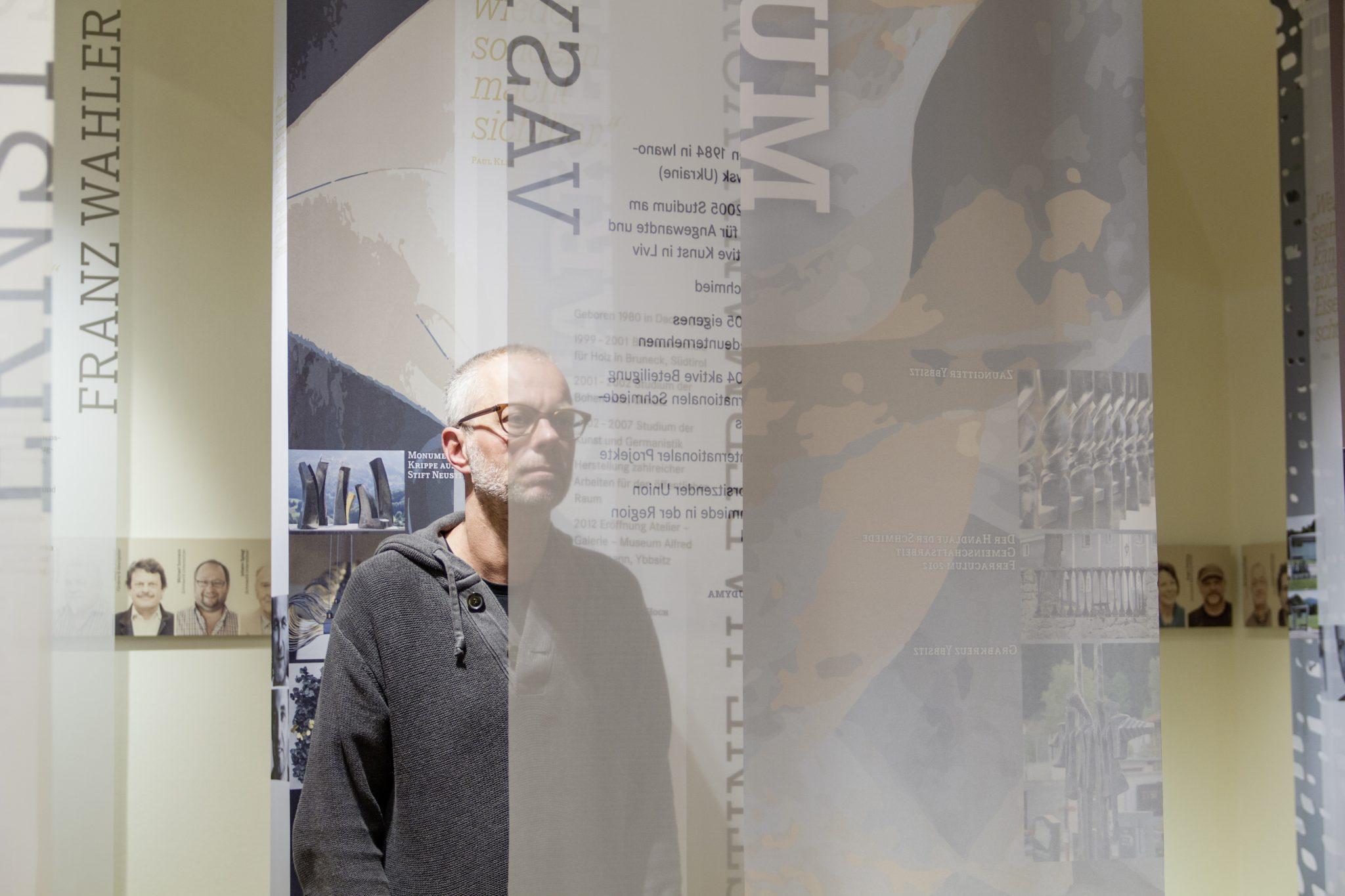 Ausstellung kr Welser
