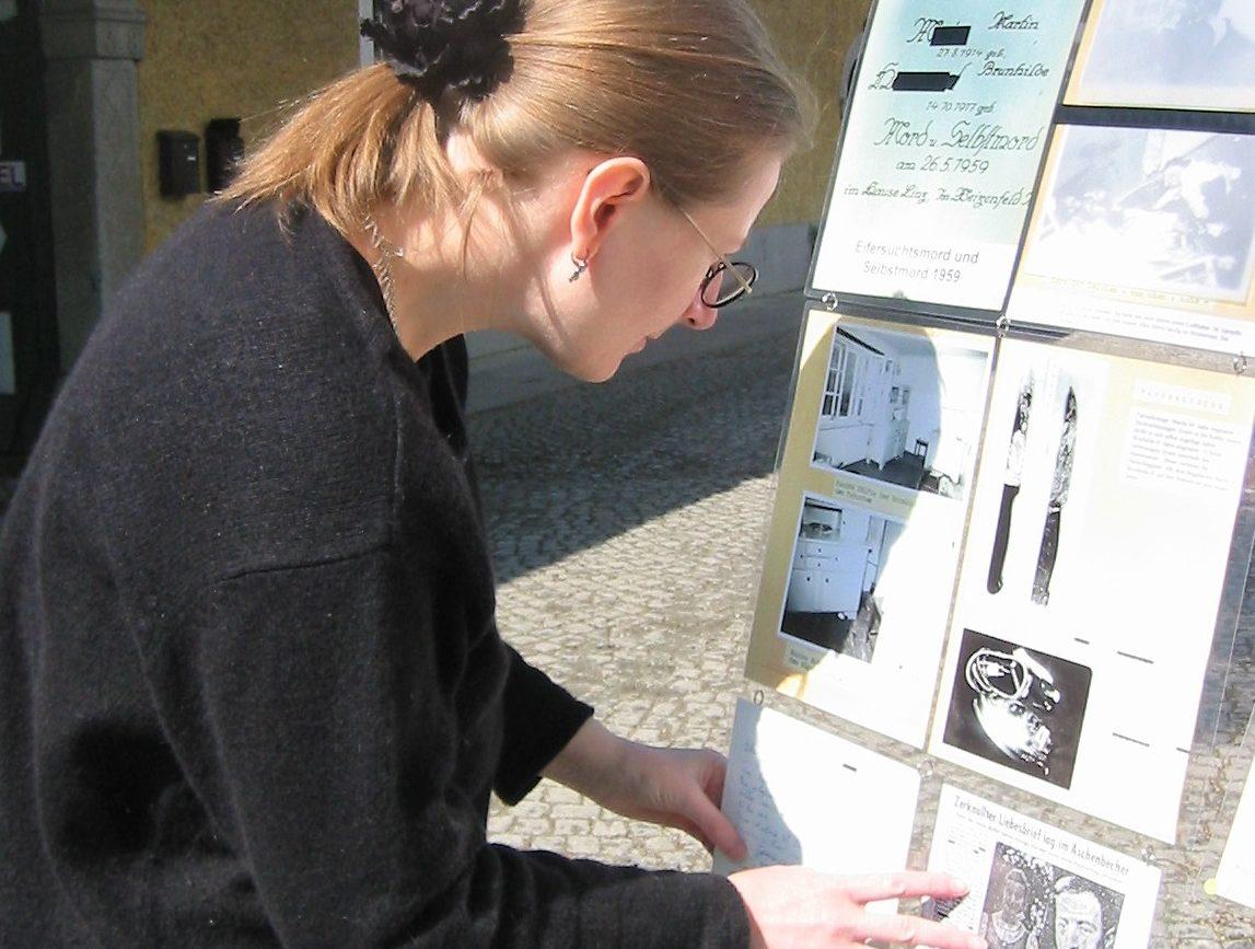 Mobiles Kriminalmuseum