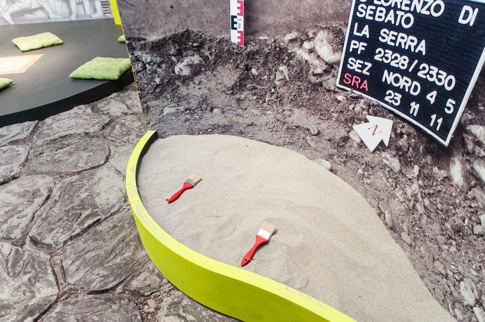 Archäologische Ausgrabung