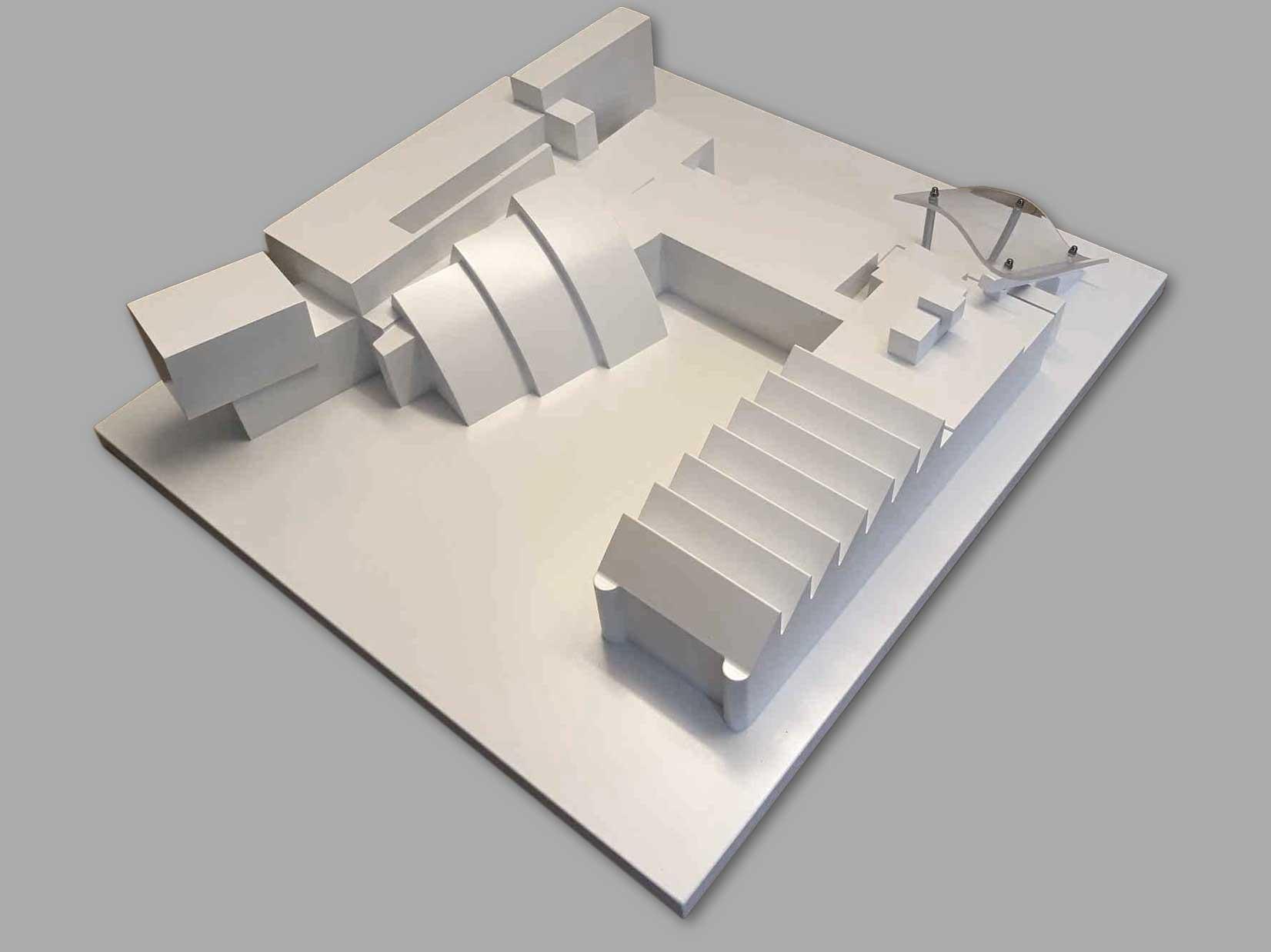 3D Modell Museum NÖ