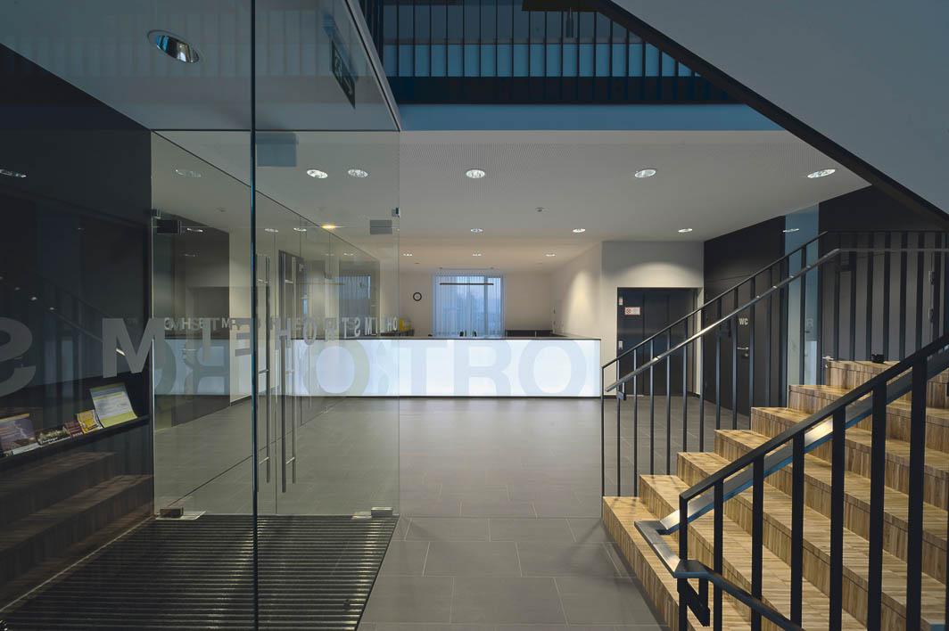 Gemeindeamt Stroheim Foyer