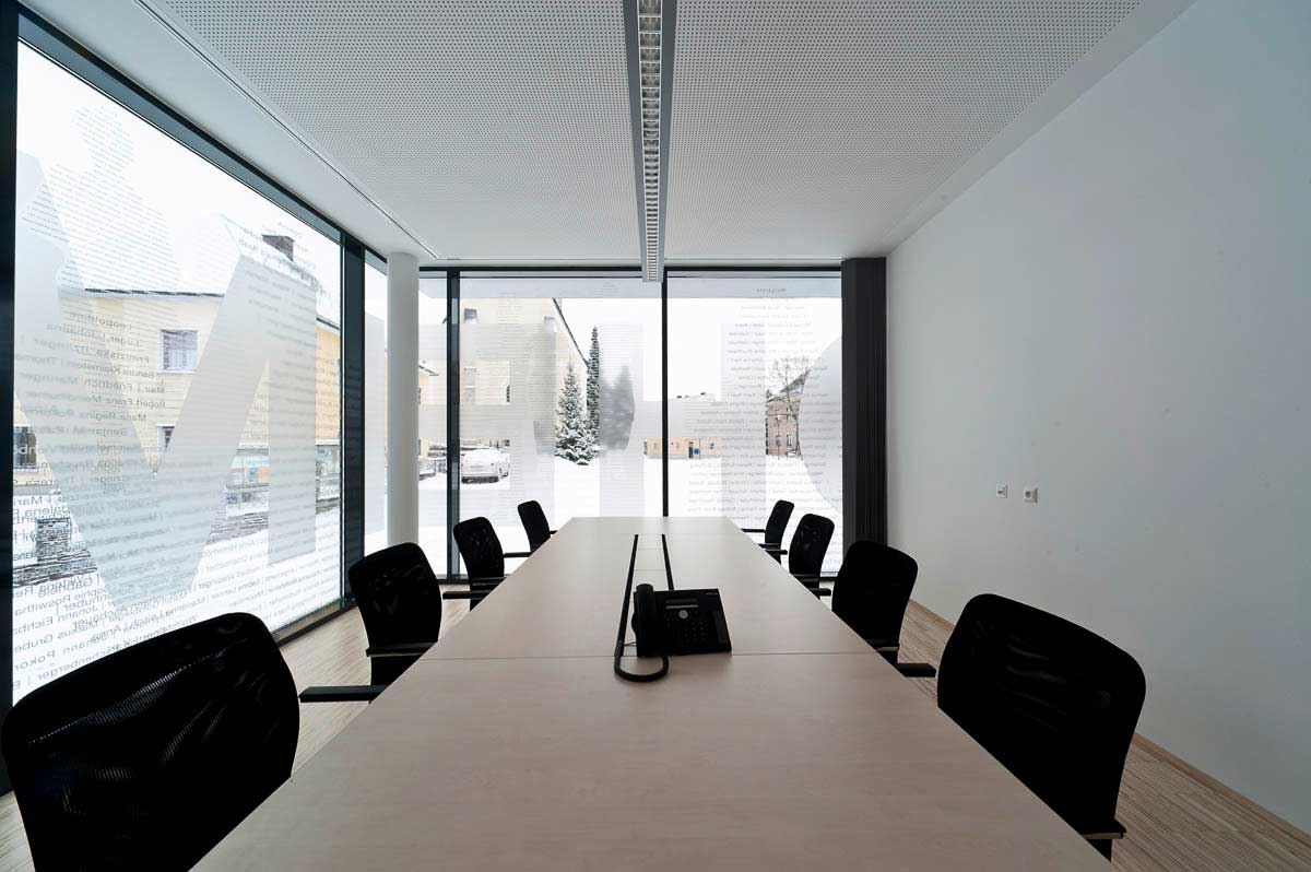 Gemeindeamt Stroheim Sitzungszimmer