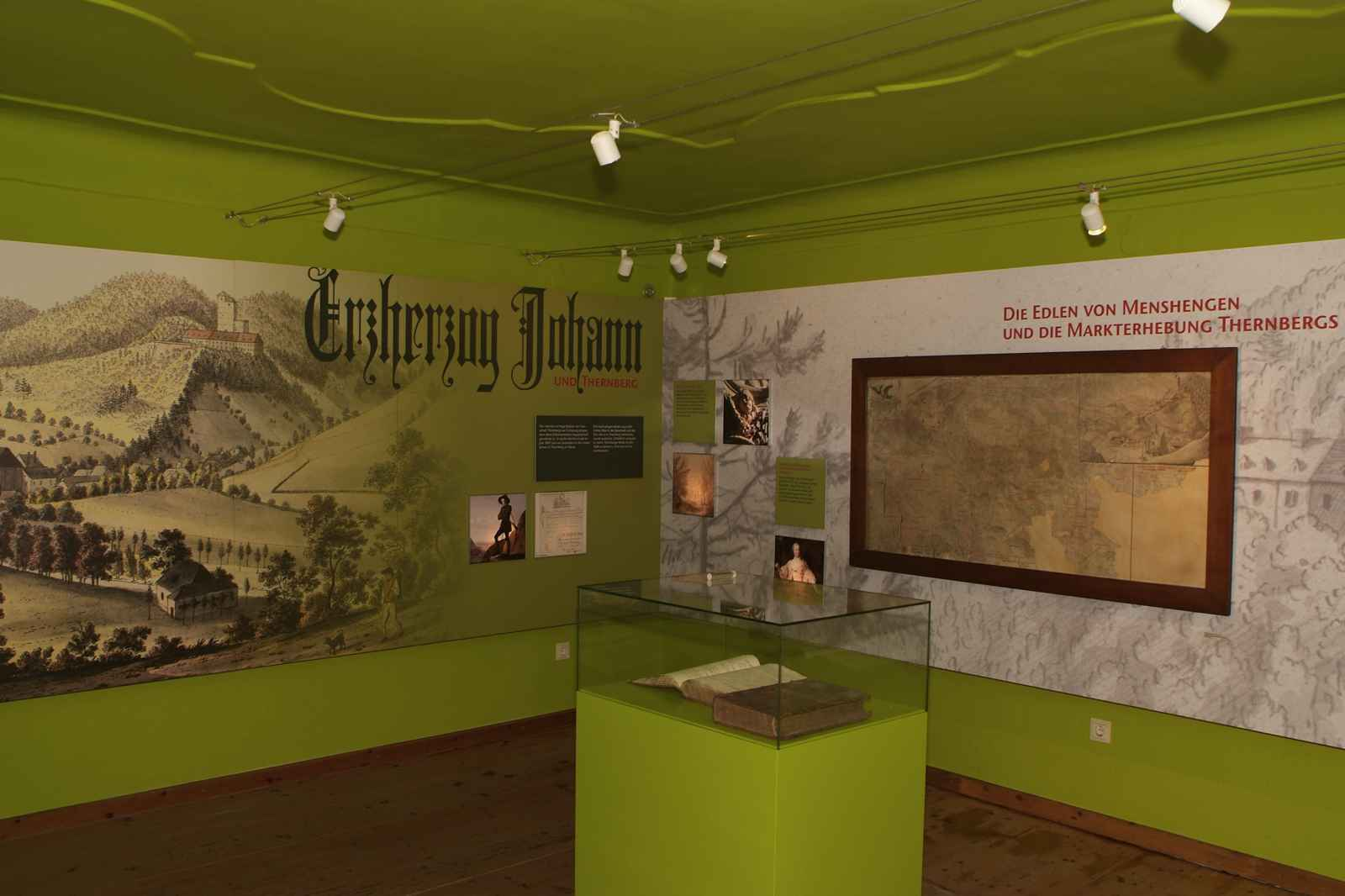 Messnerhaus-Biografie