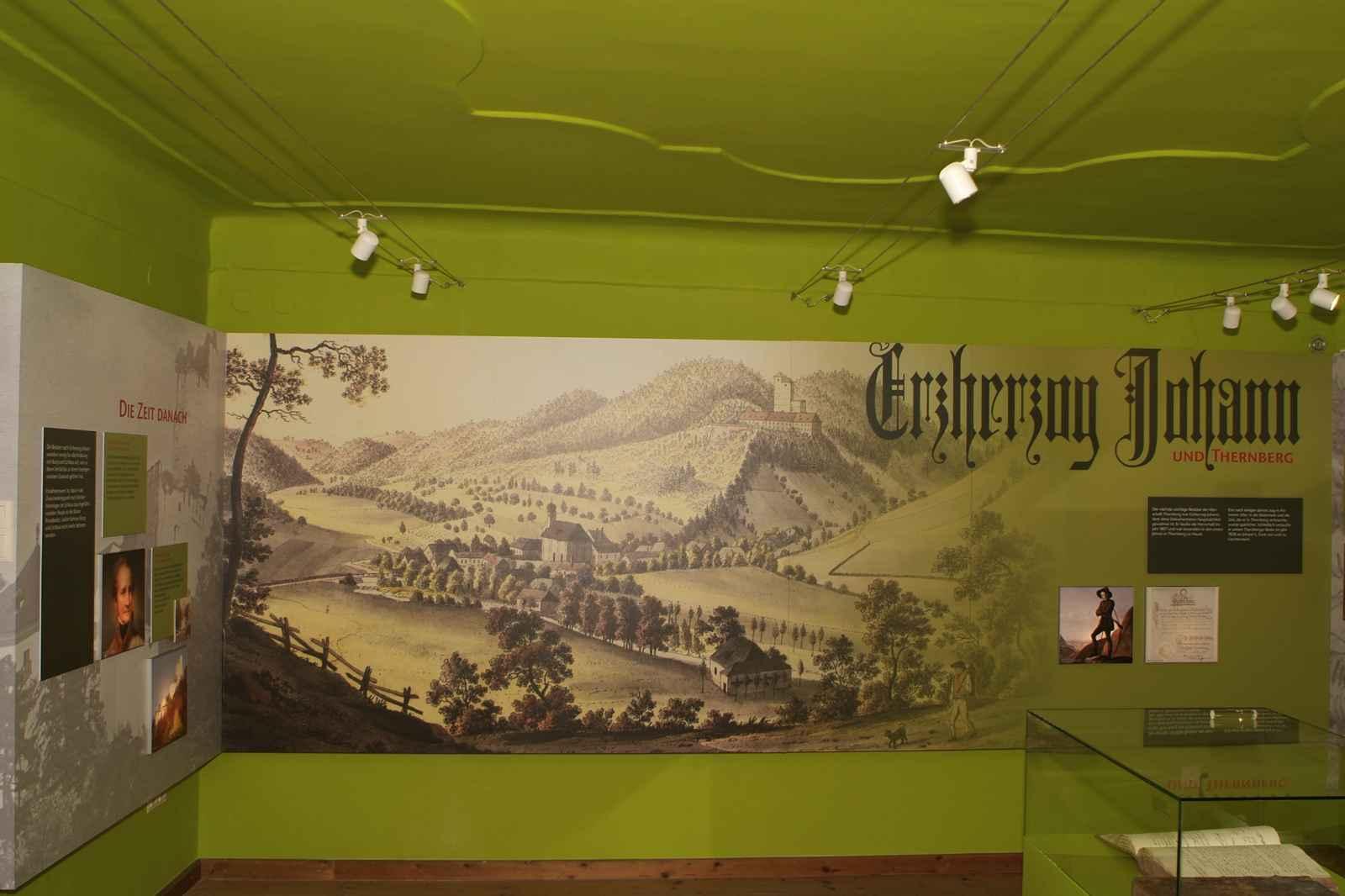 Messnerhaus Biografie Erzherzog Johanns