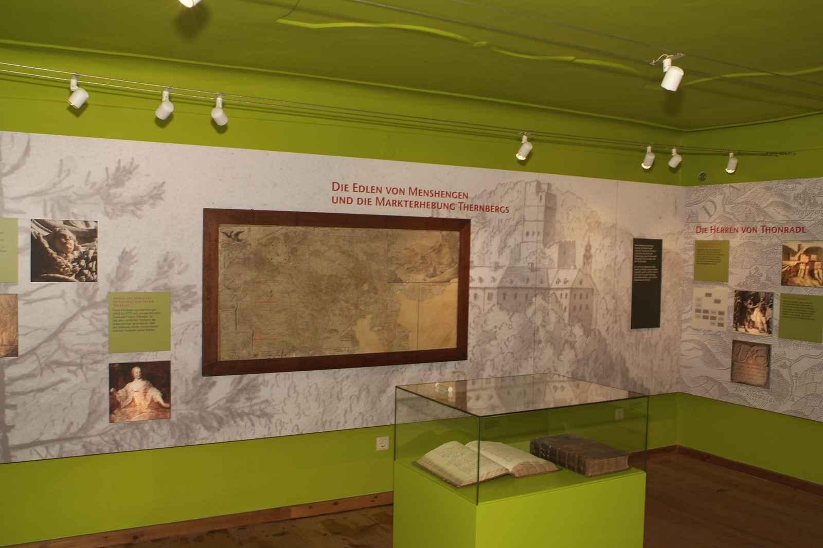 Messnerhaus Geschichte der Burg